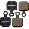 Reverse Disc Organic Brakepad for MT7